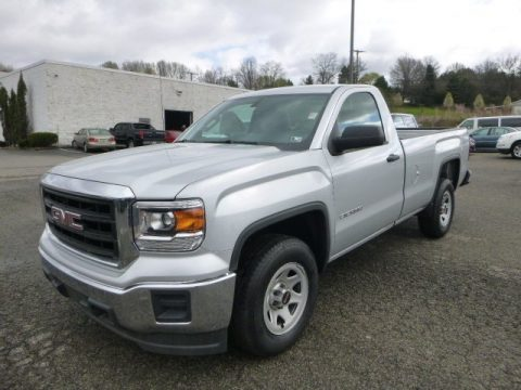 new 2015 gmc sierra 1500 regular cab 4x4 for sale stock d2446 dealer car. Black Bedroom Furniture Sets. Home Design Ideas