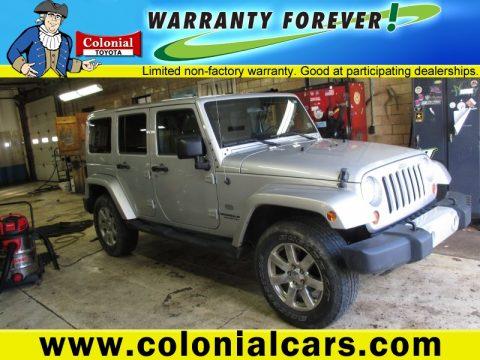 Jeep Wrangler Unlimited Sahara 70th Anniversary 4x4