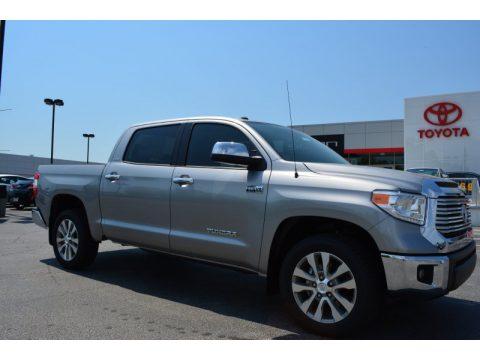 Toyota Tundra Limited CrewMax
