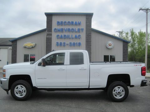 Chevrolet Silverado 2500HD LT Double Cab 4x4