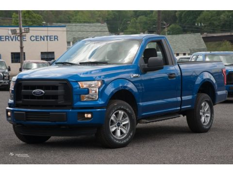 new 2015 ford f150 xl regular cab 4x4 for sale - stock #15y085