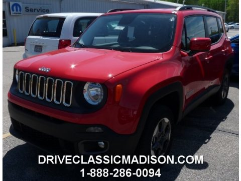 Jeep Renegade Latitude 4x4