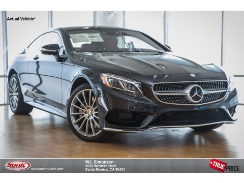 Mercedes-Benz S 550 4Matic Coupe