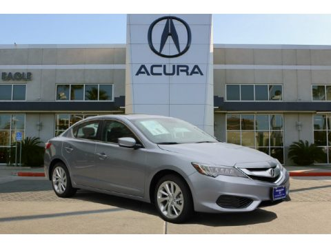 Slate Silver Metallic Acura ILX Premium.  Click to enlarge.