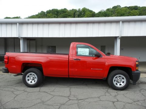 Chevrolet Silverado 1500 WT Regular Cab