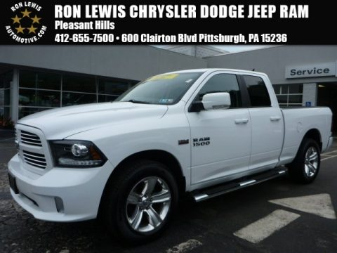 Used 2013 Ram 1500 Sport Quad Cab 4x4 for Sale - Stock #H5649A