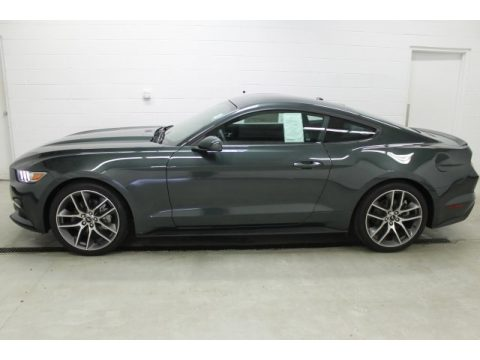 Ford Mustang EcoBoost Premium Coupe