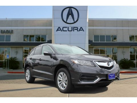 Graphite Luster Metallic Acura RDX Technology.  Click to enlarge.