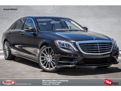 New 2015 mercedes benz s 550 sedan for sale stock for Mercedes benz of calabasas ca