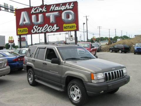 used 1996 jeep grand cherokee laredo 4x4 for sale stock 178773 dealer car. Black Bedroom Furniture Sets. Home Design Ideas