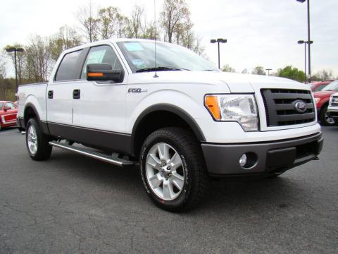 new 2009 ford f150 fx4 supercrew 4x4 for sale stock. Black Bedroom Furniture Sets. Home Design Ideas
