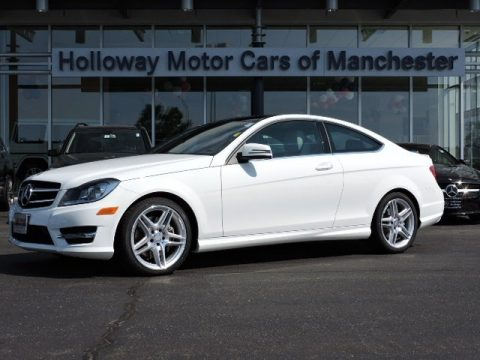 Mercedes-Benz C 350 4Matic Coupe
