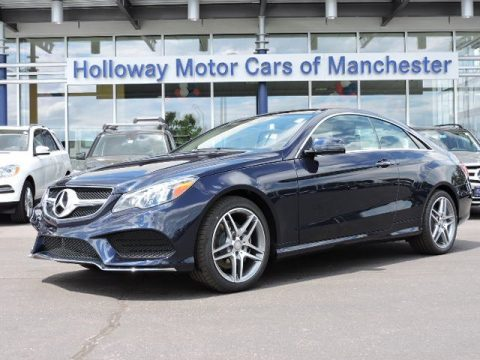 New 2016 Mercedes Benz E 400 4matic Coupe For Sale Stock