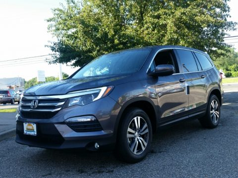 New 2016 honda pilot ex l awd for sale stock gb008412 for 2016 honda pilot ex l for sale