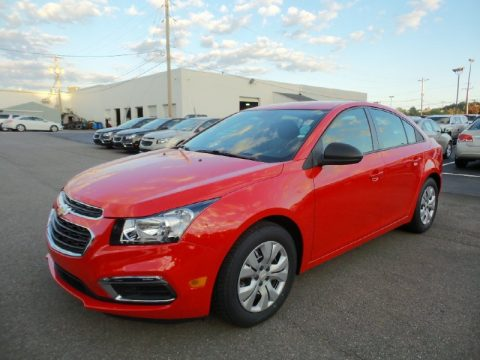 Chevrolet Cruze Limited LS