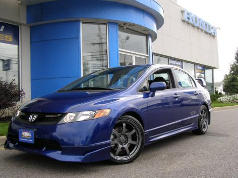 Honda Civic si For Sale in Jamaica 2008 Honda Civic Mugen si