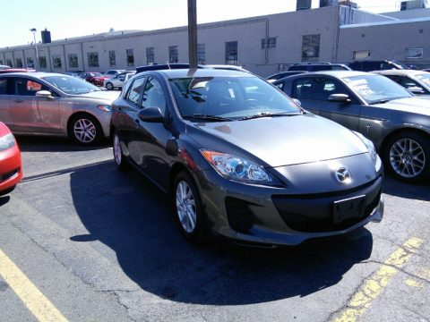 Used 2012 mazda mazda3 i touring 5 door for sale stock for Orange motors albany new york