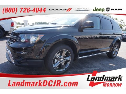 new 2016 dodge journey crossroad plus for sale stock. Black Bedroom Furniture Sets. Home Design Ideas