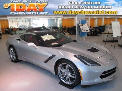 Chevrolet Corvette Stingray Coupe
