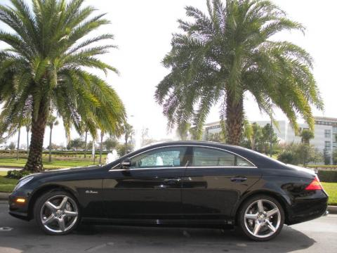 New 2007 mercedes benz cls 63 amg for sale stock for Mercedes benz south orlando