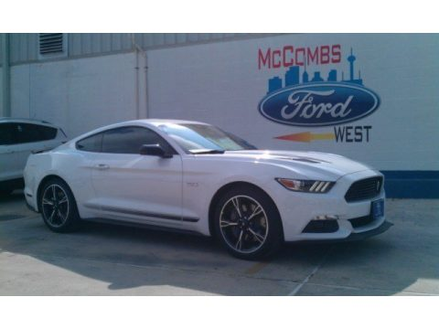New 2016 Ford Mustang Gt Cs California Special Coupe For