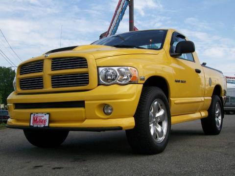 Used 2005 Dodge Ram 1500 SLT Rumble Bee Regular Cab 4x4 ...