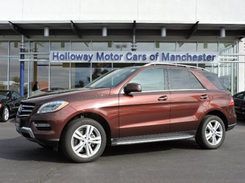Used 2013 Mercedes Benz Ml 350 4matic For Sale Stock