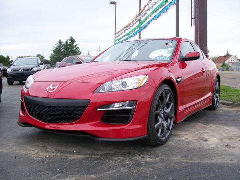 new 2009 mazda rx 8 r3 for sale stock ma9073. Black Bedroom Furniture Sets. Home Design Ideas