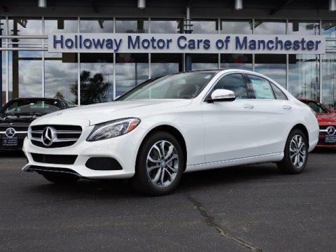 New 2016 mercedes benz c 300 4matic sedan for sale stock for Holloway motor cars manchester