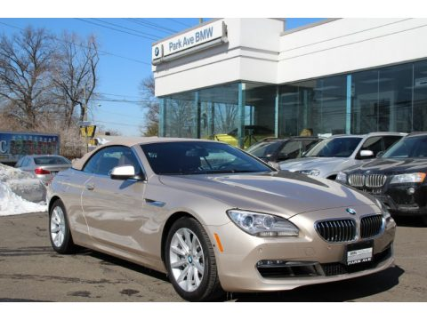 BMW 6 Series 640i Convertible