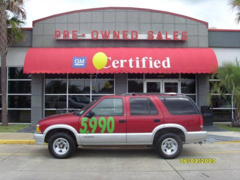 Used 1995 Chevrolet Blazer Ls For Sale Stock 290680b Dealer Car Ad 10779611