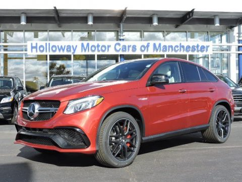 New 2016 mercedes benz gle 63 s amg 4matic coupe for sale for Holloway motor cars manchester