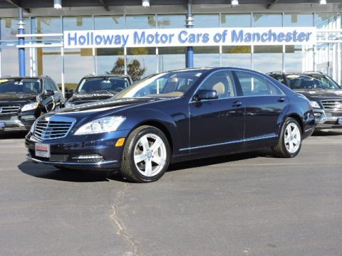 Used 2013 Mercedes Benz S 550 4matic Sedan For Sale