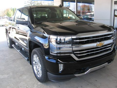 new 2016 chevrolet silverado 1500 high country crew cab 4x4 for sale stock t5594 dealerrevs. Black Bedroom Furniture Sets. Home Design Ideas