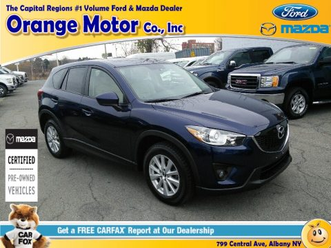 Used 2013 mazda cx 5 touring awd for sale stock for Orange motors albany new york