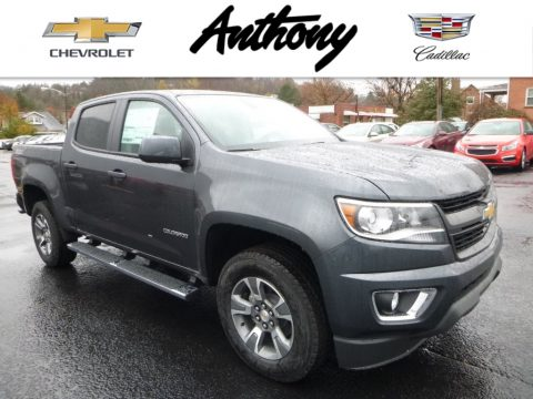new 2016 chevrolet colorado z71 crew cab 4x4 for sale. Black Bedroom Furniture Sets. Home Design Ideas
