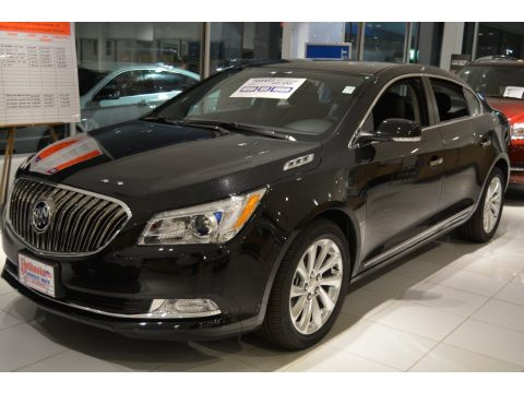 Buick LaCrosse Leather Group