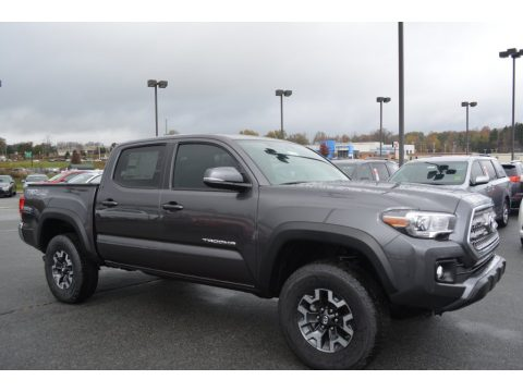 new 2016 toyota tacoma trd off road double cab 4x4 for sale stock t16129. Black Bedroom Furniture Sets. Home Design Ideas