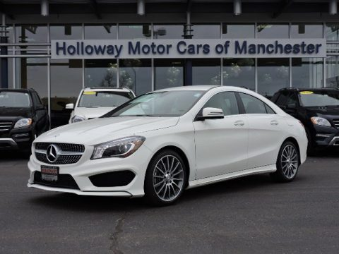 New 2016 Mercedes Benz Cla 250 4matic For Sale Stock