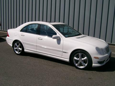 Used 2006 mercedes benz c 230 sport for sale stock for Mccurley mercedes benz