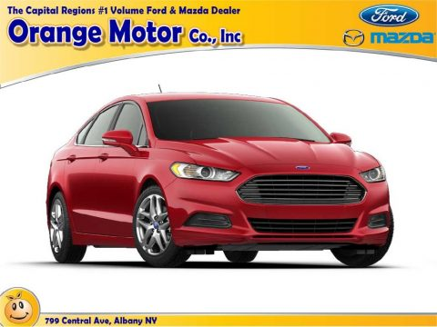 New 2016 ford fusion se for sale stock 0000v170 for Orange motors albany new york