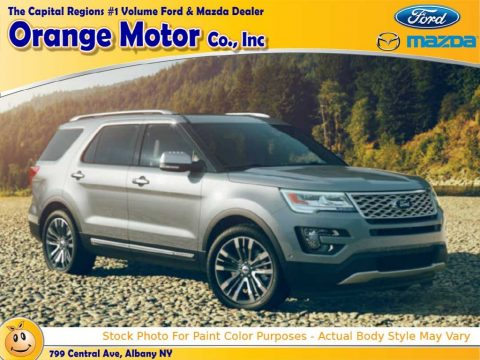 New 2016 Ford Explorer Xlt 4wd For Sale Stock 000vt194