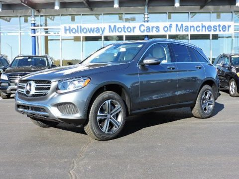 New 2016 Mercedes Benz Glc 300 4matic For Sale Stock