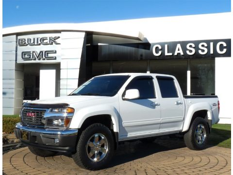 used 2012 gmc canyon sle crew cab 4x4 for sale stock 37041a dealer car ad. Black Bedroom Furniture Sets. Home Design Ideas
