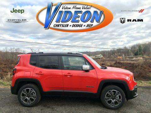 Jeep Renegade Limited 4x4