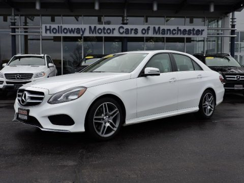 Used 2016 Mercedes Benz E 350 4matic Sedan For Sale