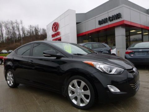 used 2012 hyundai elantra limited for sale stock c42427. Black Bedroom Furniture Sets. Home Design Ideas