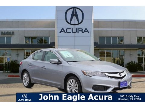 Slate Silver Metallic Acura ILX .  Click to enlarge.