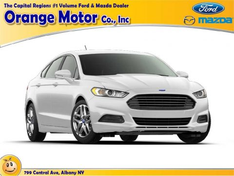 New 2016 ford fusion se for sale stock 0000v229 for Orange motors albany new york