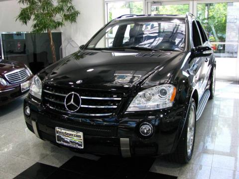 Used 2008 mercedes benz ml 63 amg 4matic for sale stock for Mercedes benz ml 2008 for sale